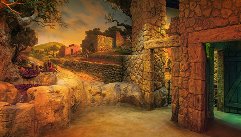 The World of Jesus of Nazareth Guided Tour at Museum of the Bible