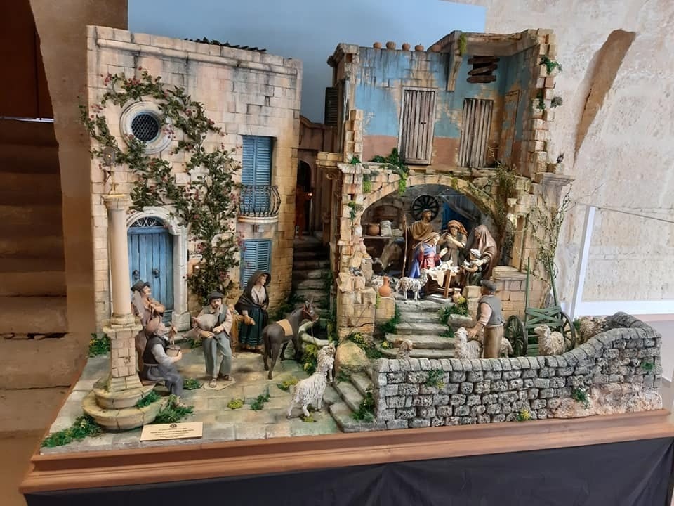 CHRISTMAS IN MALTA: WINNERS OF THE NATIVITY CRIB COMPETITION - Museum of the Bible