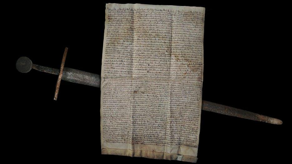 Groundbreaking 'Magna Carta: Tyranny, Justice, Liberty' exhibit