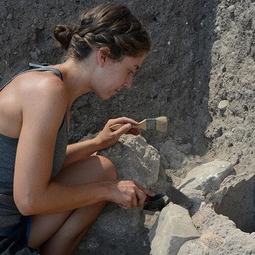 Excavations at Tel Shimron - Museum of the Bible