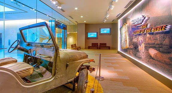 Drive Thru History - Museum of the Bible