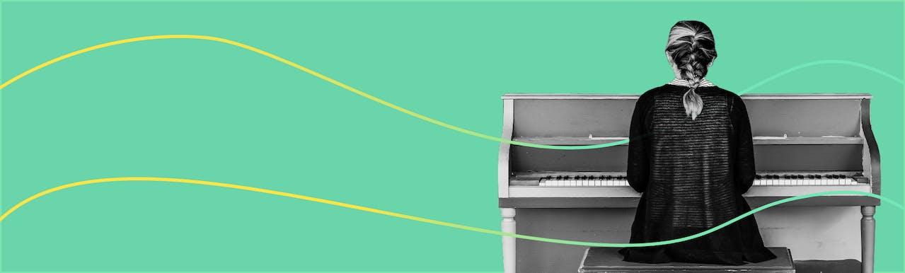 Piano, Organ & Keys