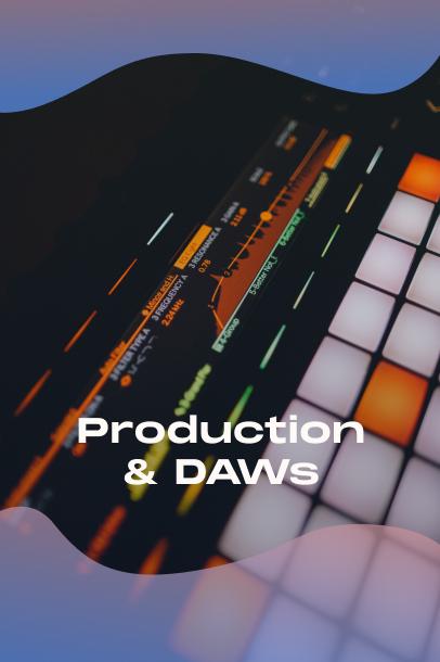 Music Production & DAWs