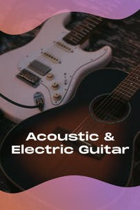 Acoustic & Electric Guitar
