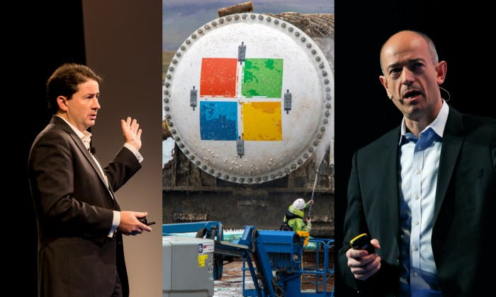Nokia CTO Marcus Weldon discusses the adoption of ORAN — Microsoft resurfaces experimental underwater data center after two years — NVIDIA acquires ARM for $40 billion