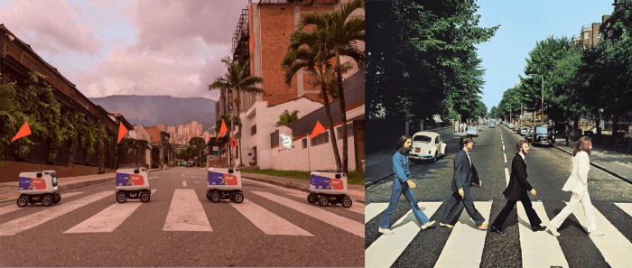 AI meets Abbey Road