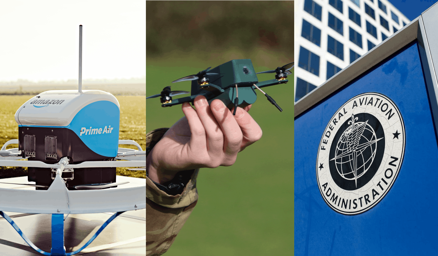 New regulations mark a step forward for US drone delivery—UAVTEK develops nano 'bug' drone—Drone industry reacts to the FAA's new Remote ID Rule