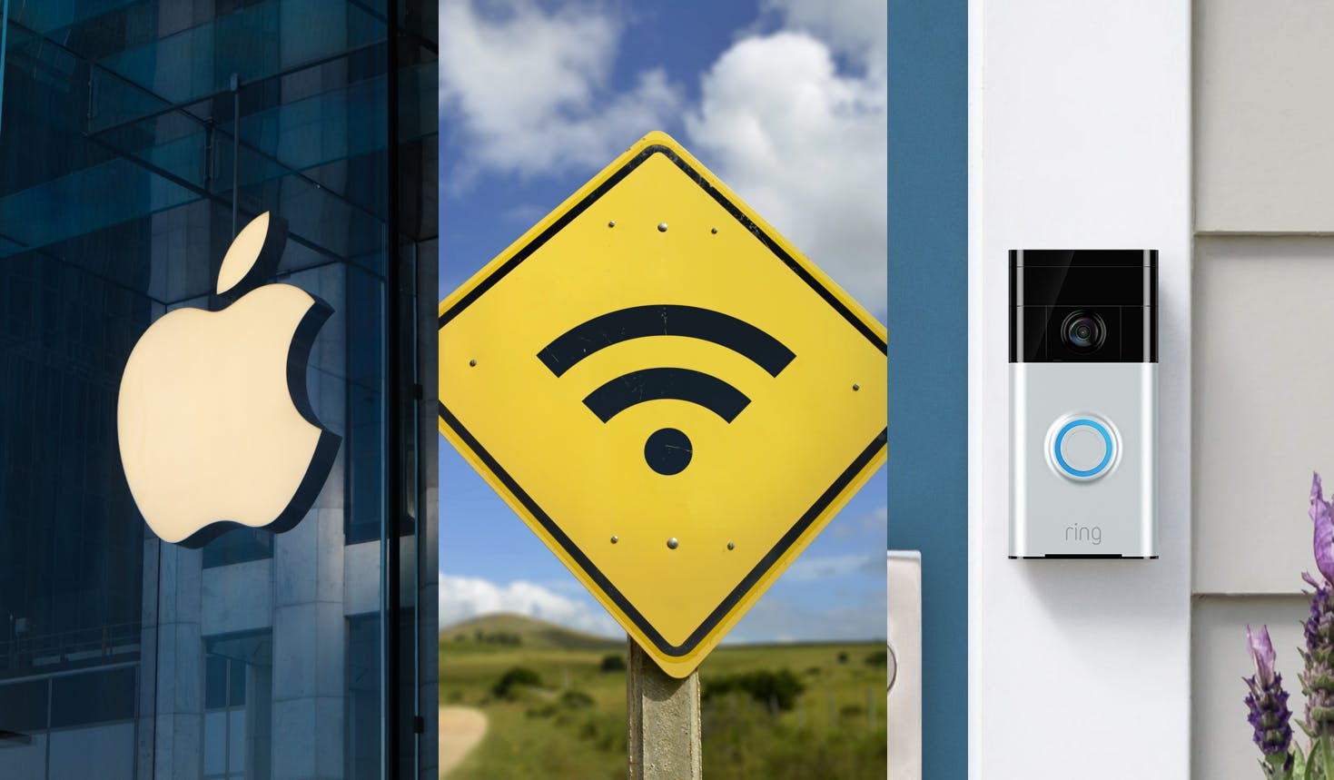 Apple targets self-driving car production—Rural Broadband Association asks FCC to increase broadband speed standards—Amazon's Ring under fire for post-hack blackmail