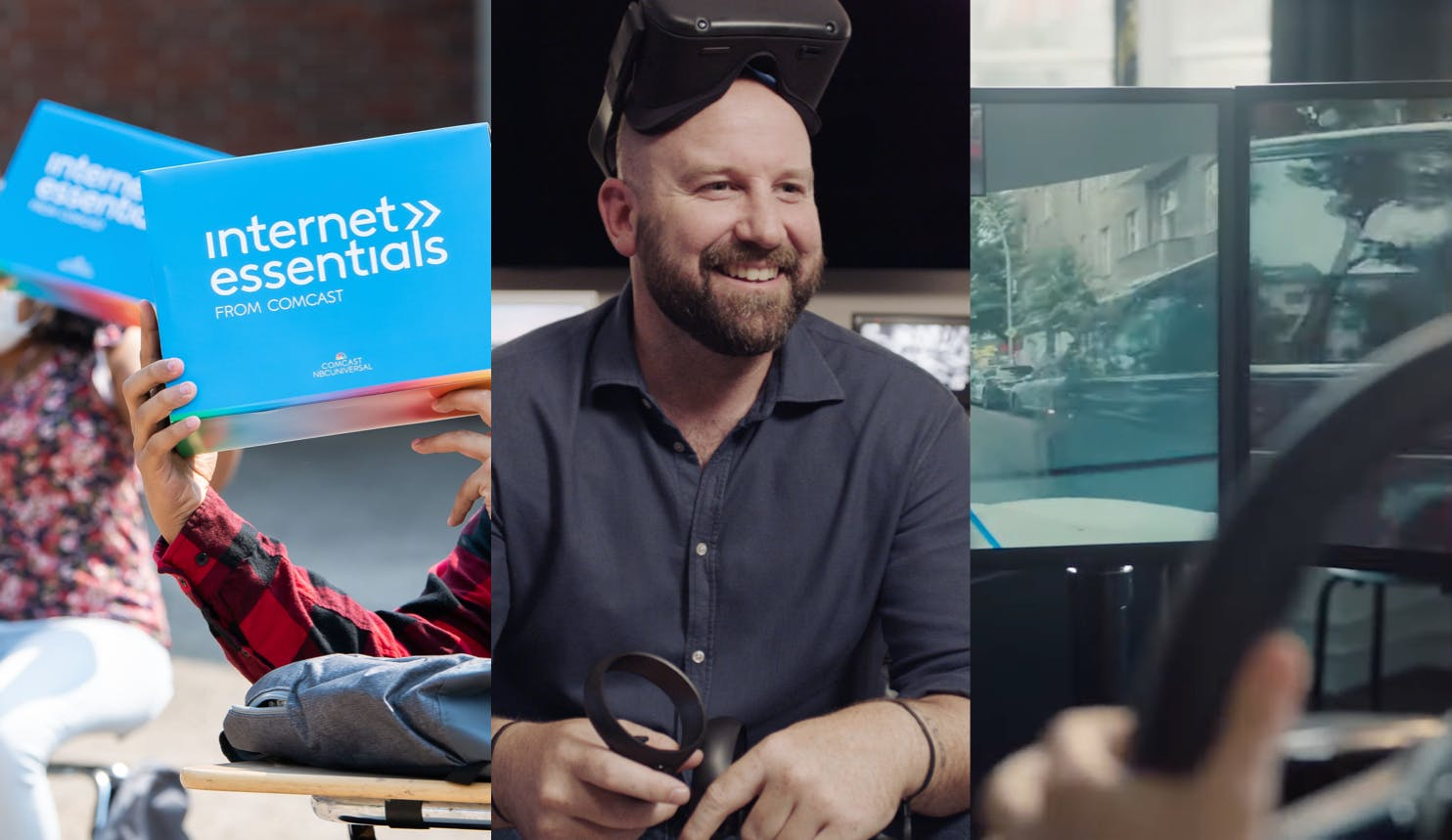 """German startup Vay looks to """"teledrivers"""" as a bridge to full autonomy—Facebook's AR/VR lead Andrew Bosworth to become CTO—Comcast expands """"Internet Essentials"""" program"""