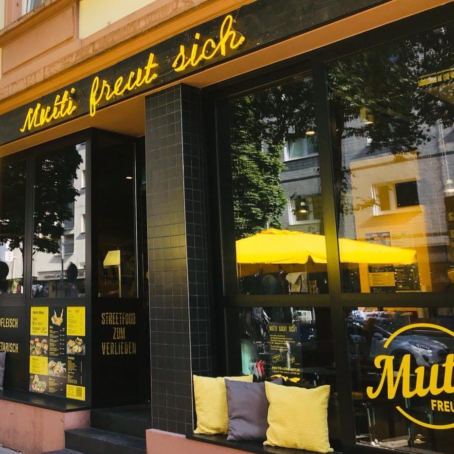 Läden In Frankfurt
