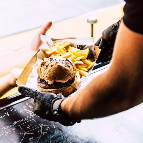 Muttis Wildburger - von der Zutat zum Genuss
