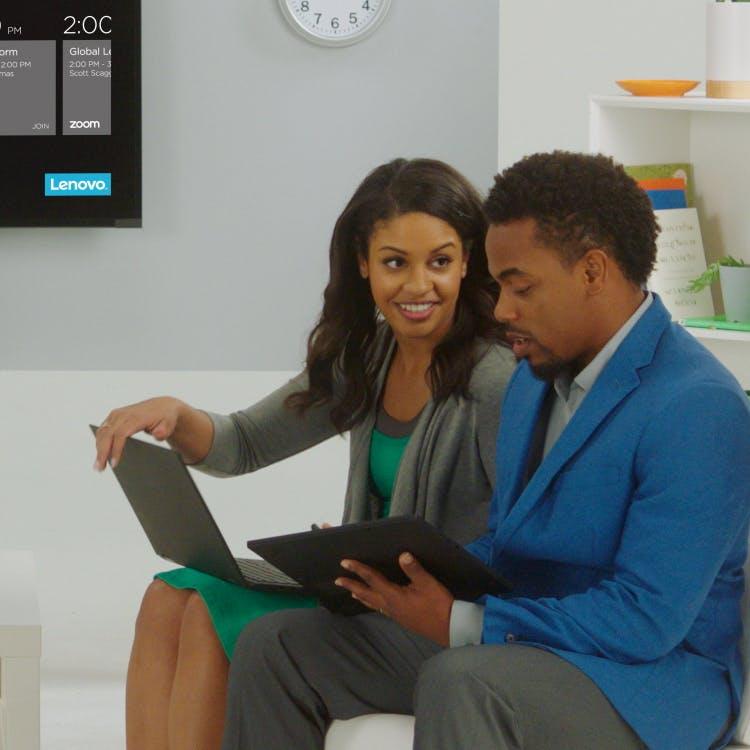Lenovo - Thinksmart Hub 700