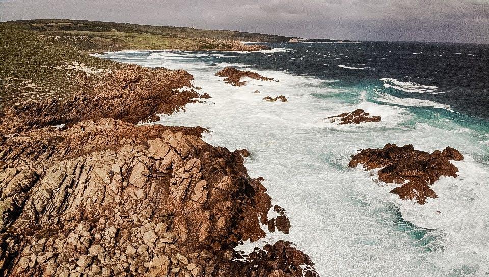 Rocky-Shoreline