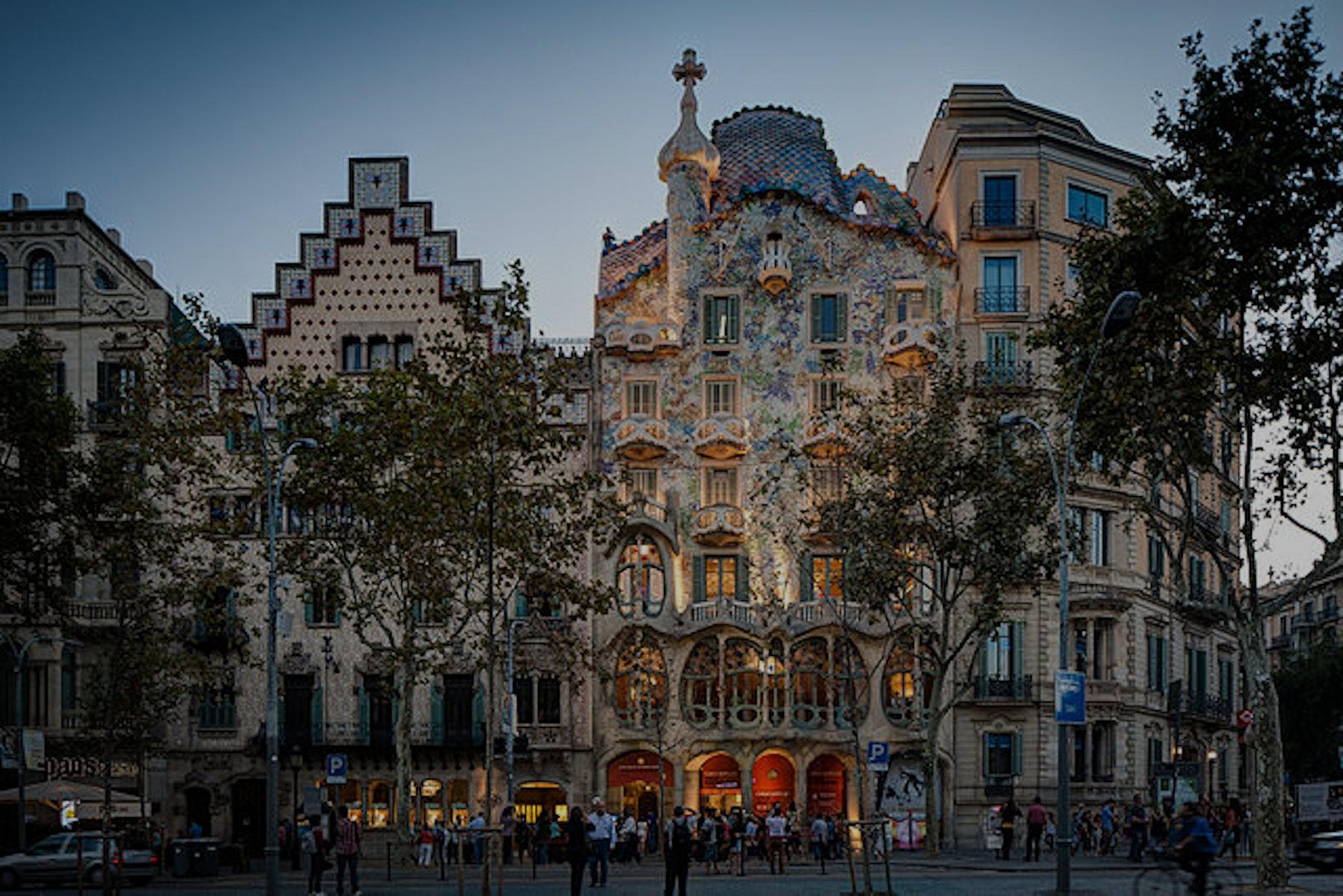 Casa Batlló entradas