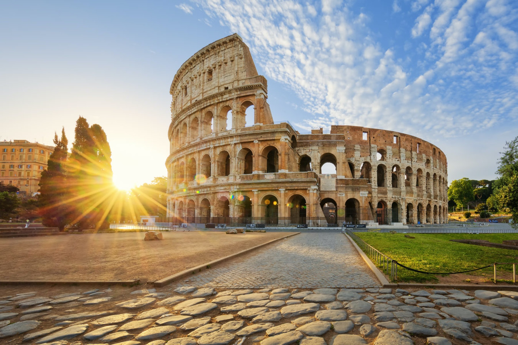 Entradas al Coliseo Romano