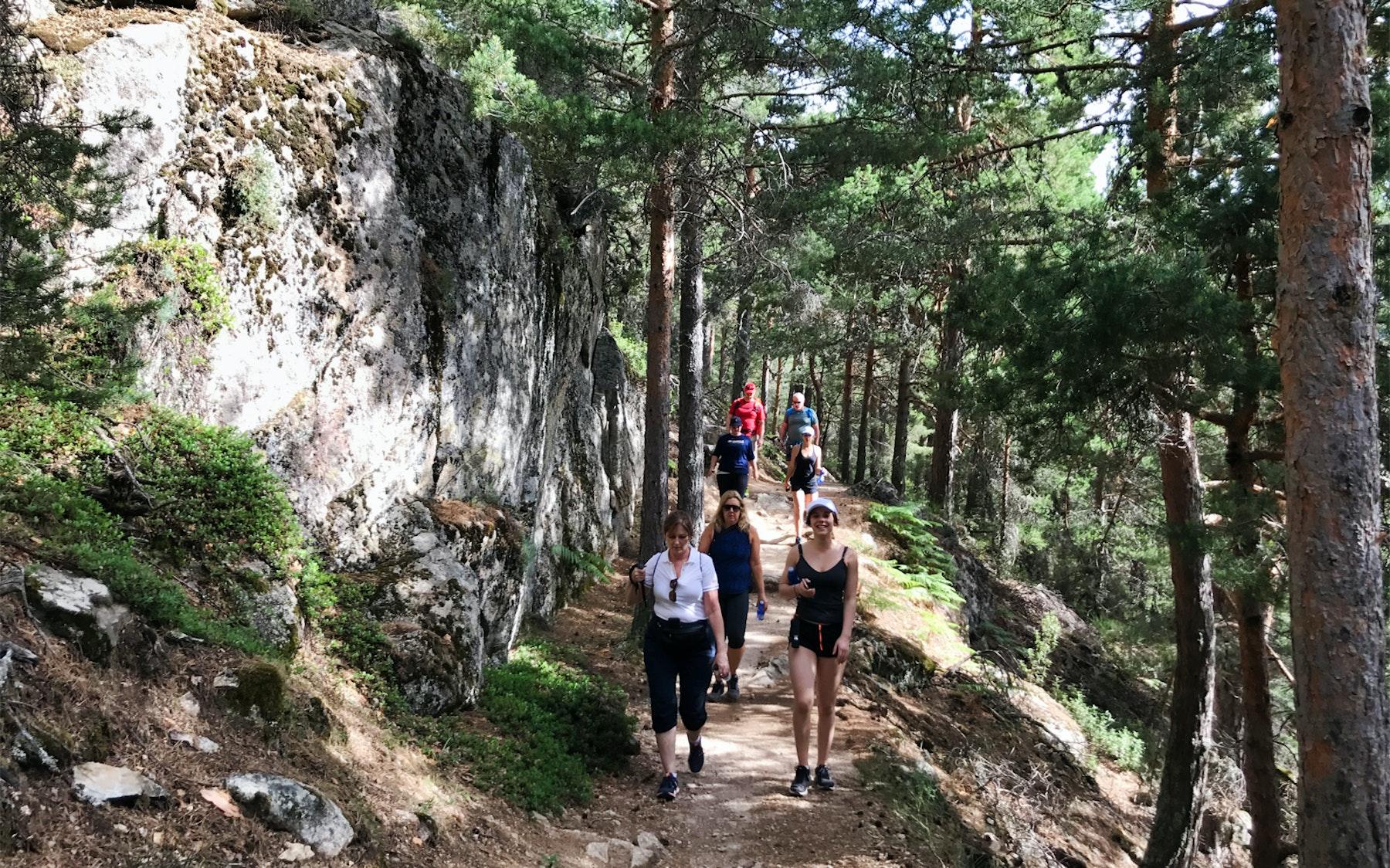 Madrid Hiking Tours