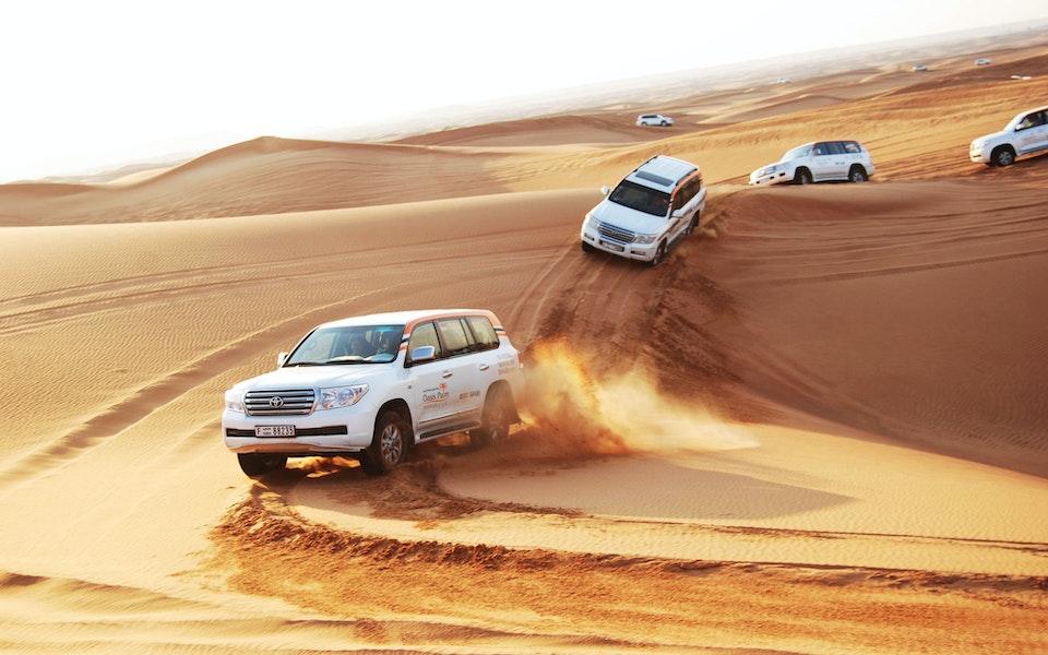 dubai desert safari
