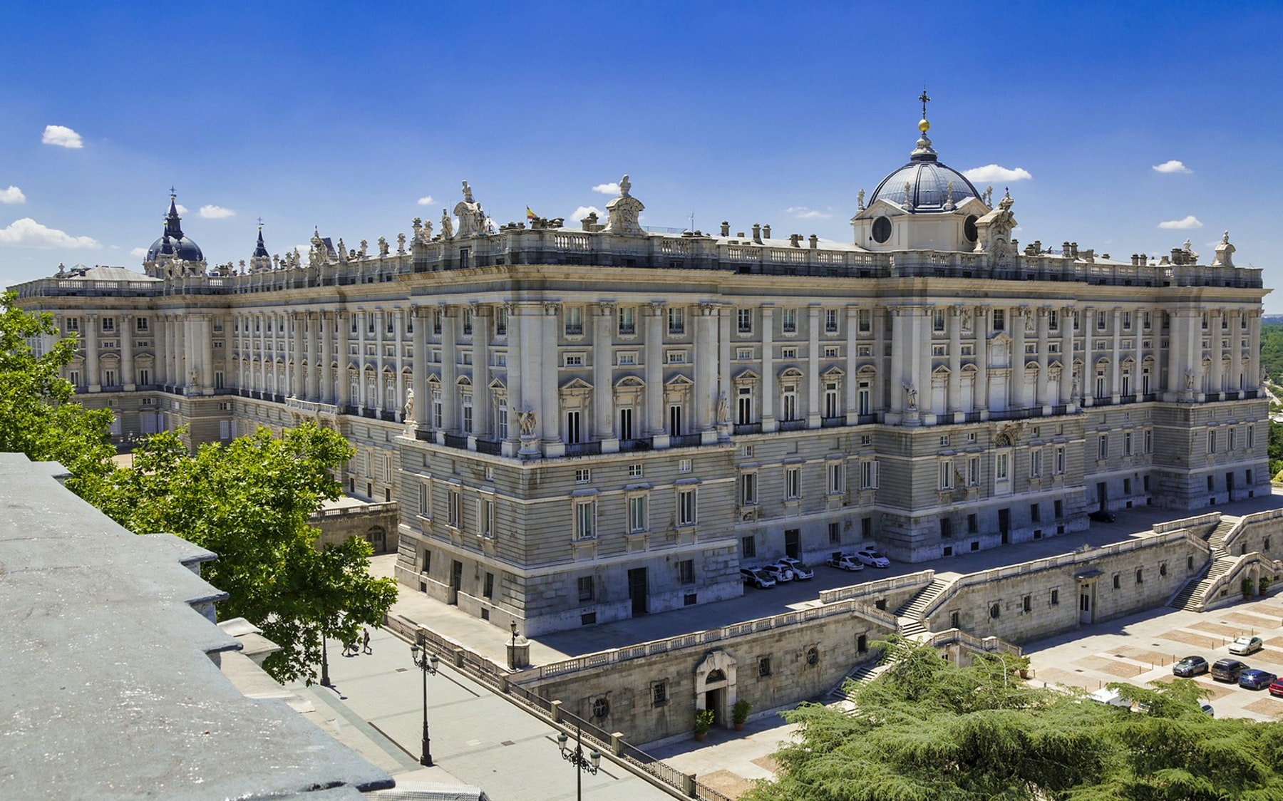 Royal Palace of Madrid tickets