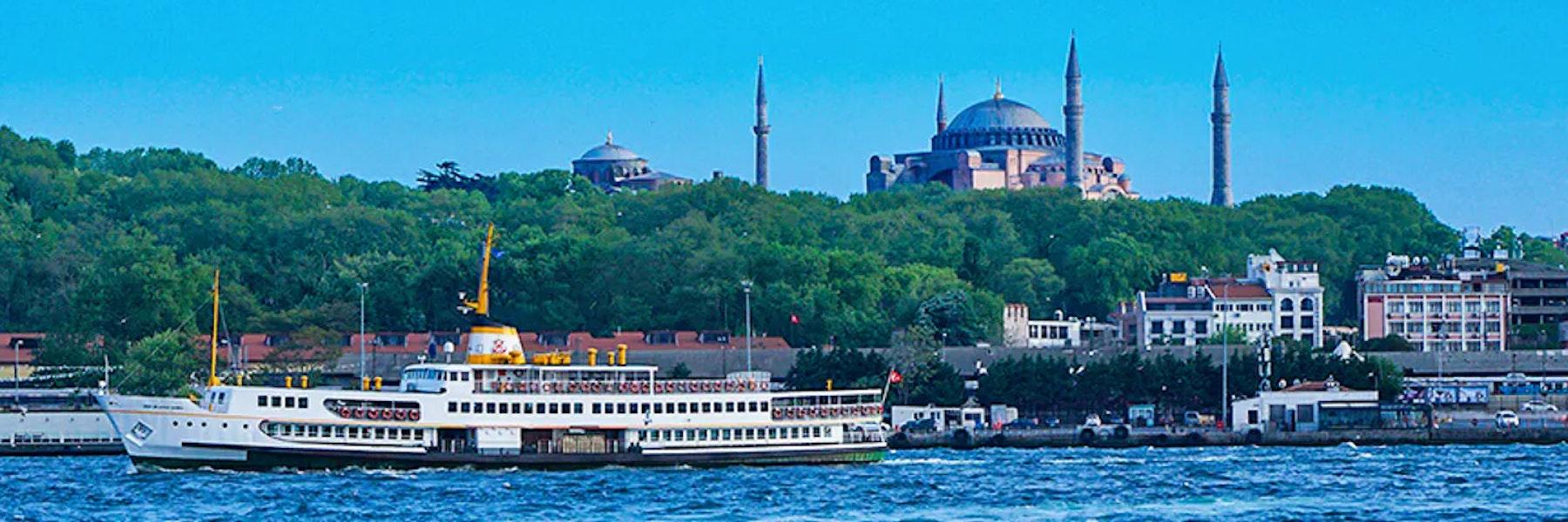 Bosphorus Sightseeing Cruises