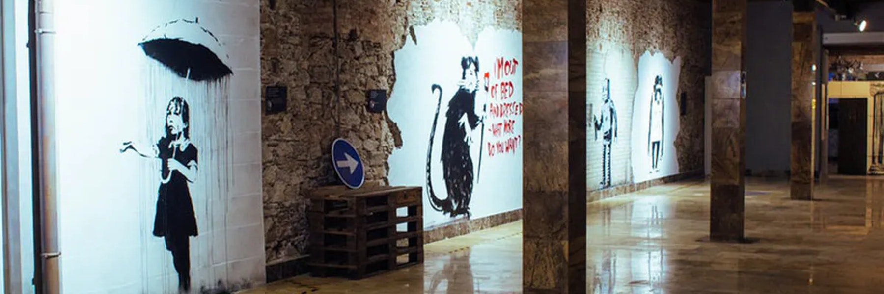 World of Banksy