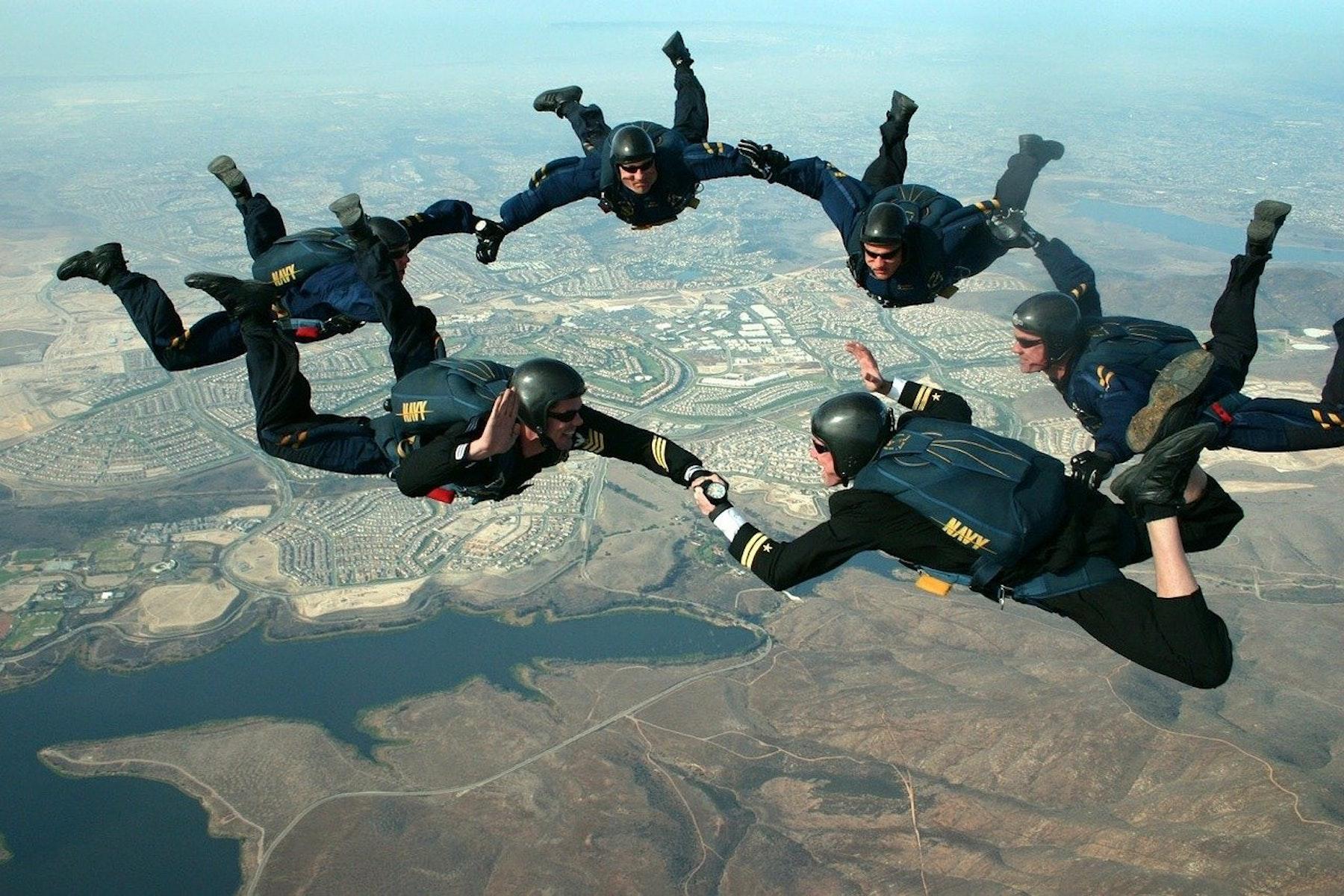Skydive San Diego Tickets