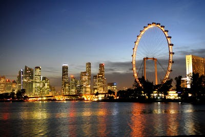 5 Days Singapore Itinerary