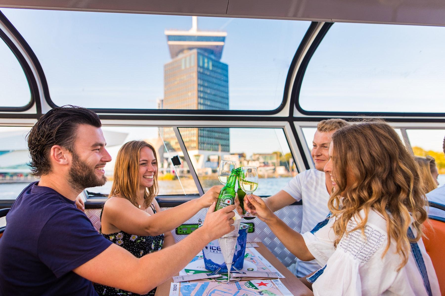 Amsterdam Dinner Cruises