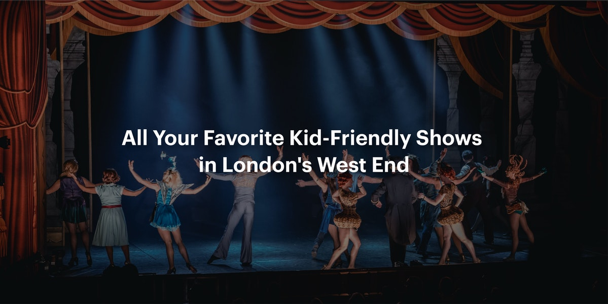London shows for kids