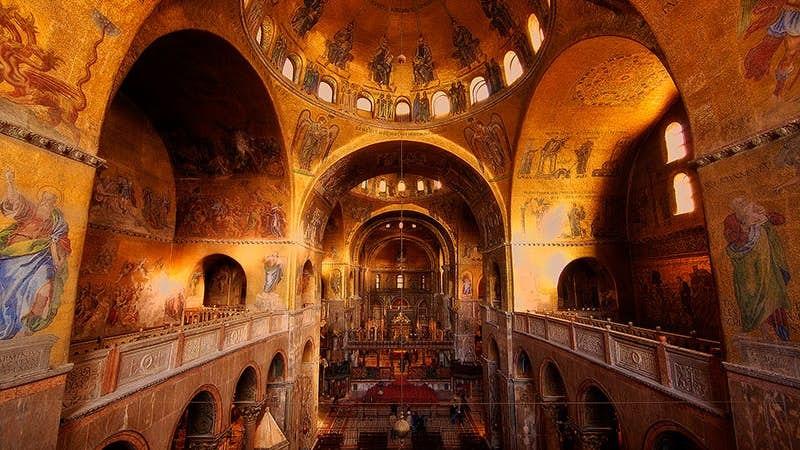 Biglietti per la Basilica di San Marco
