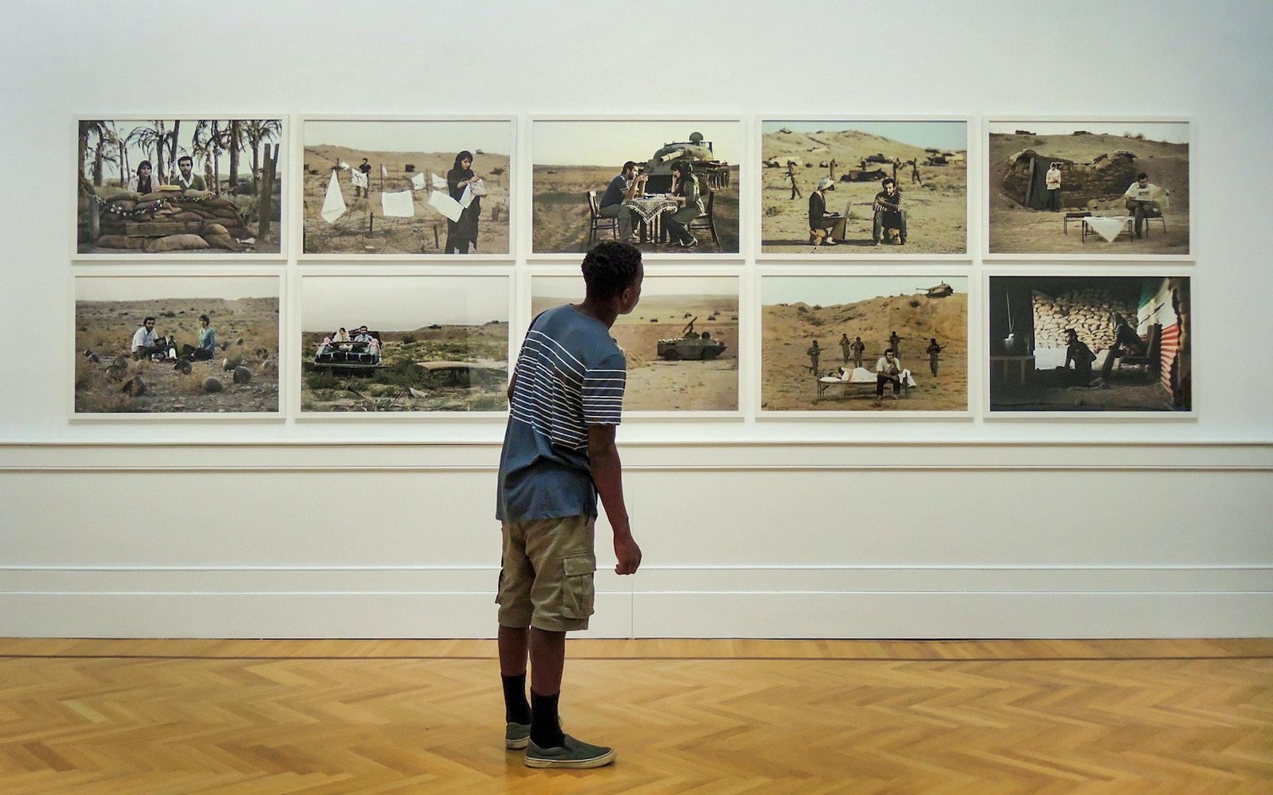Galleria Arte Moderna Nazionale