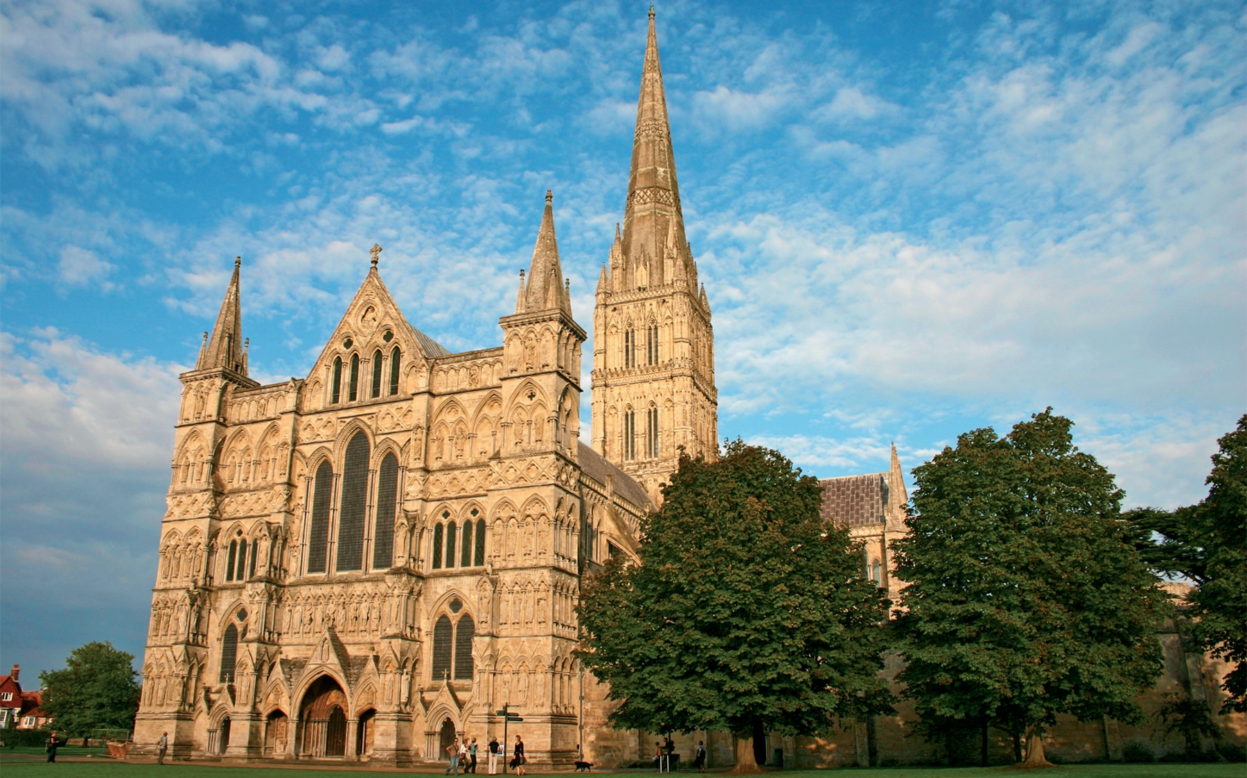 Salisbury Cathedral tickets