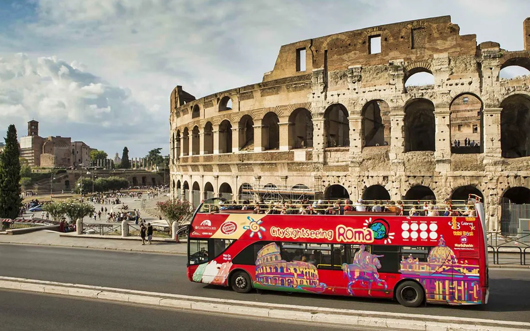 HOHO Rome