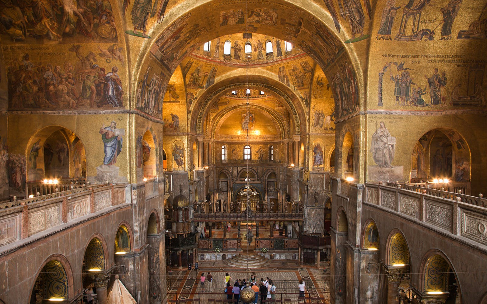 St Marks Basilica Skip The Line Tickets