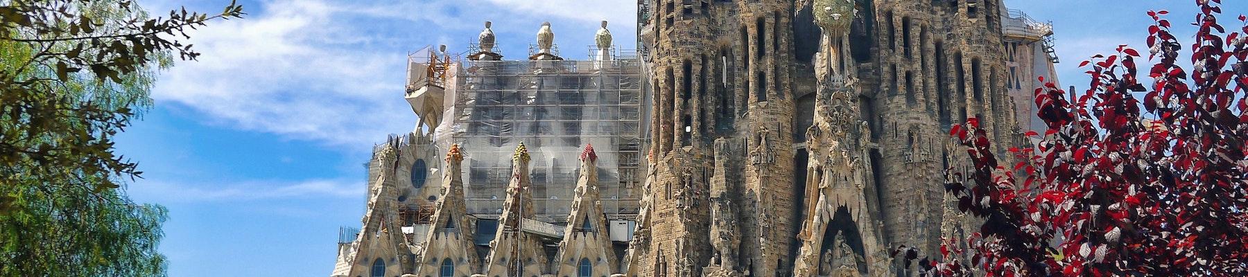Sagrada Familia tickets