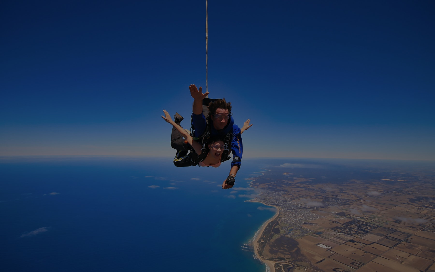 Go Skydiving Los Angeles