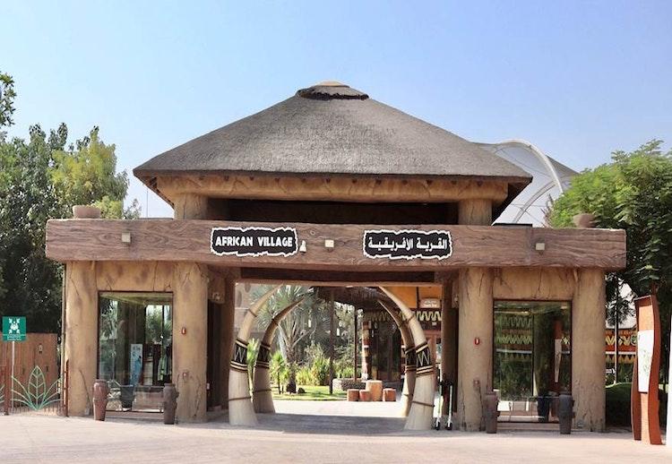 Dubai Safari Park Tickets and Tours [COVID-19 Update]