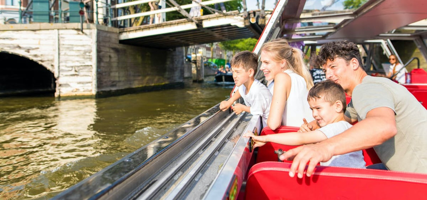 Canal Cruise Tickets