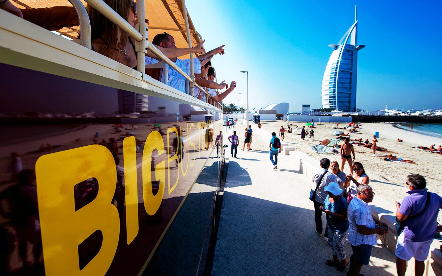 Dubai Hop-On Hop-Off