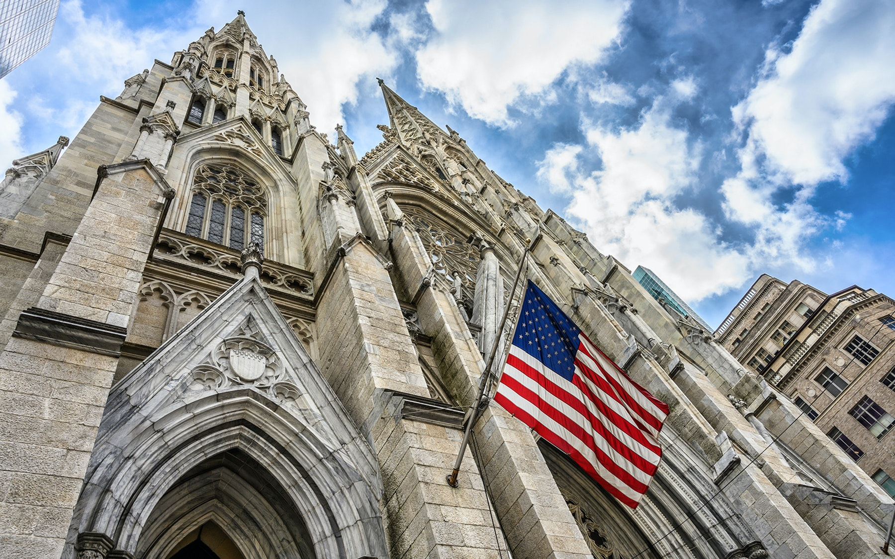 St.Patrick's cathedral image