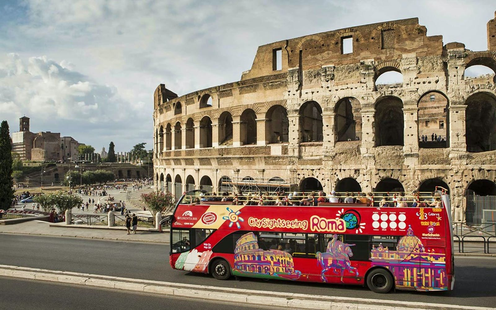 All Your Colosseum Tickets & Tour Options [Oct 20Update]