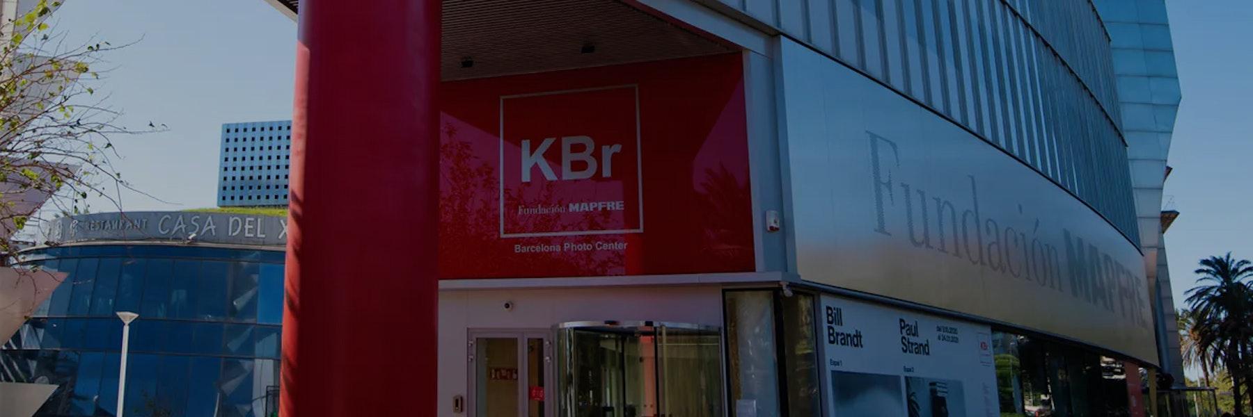 KBr Photography Center Barcelona