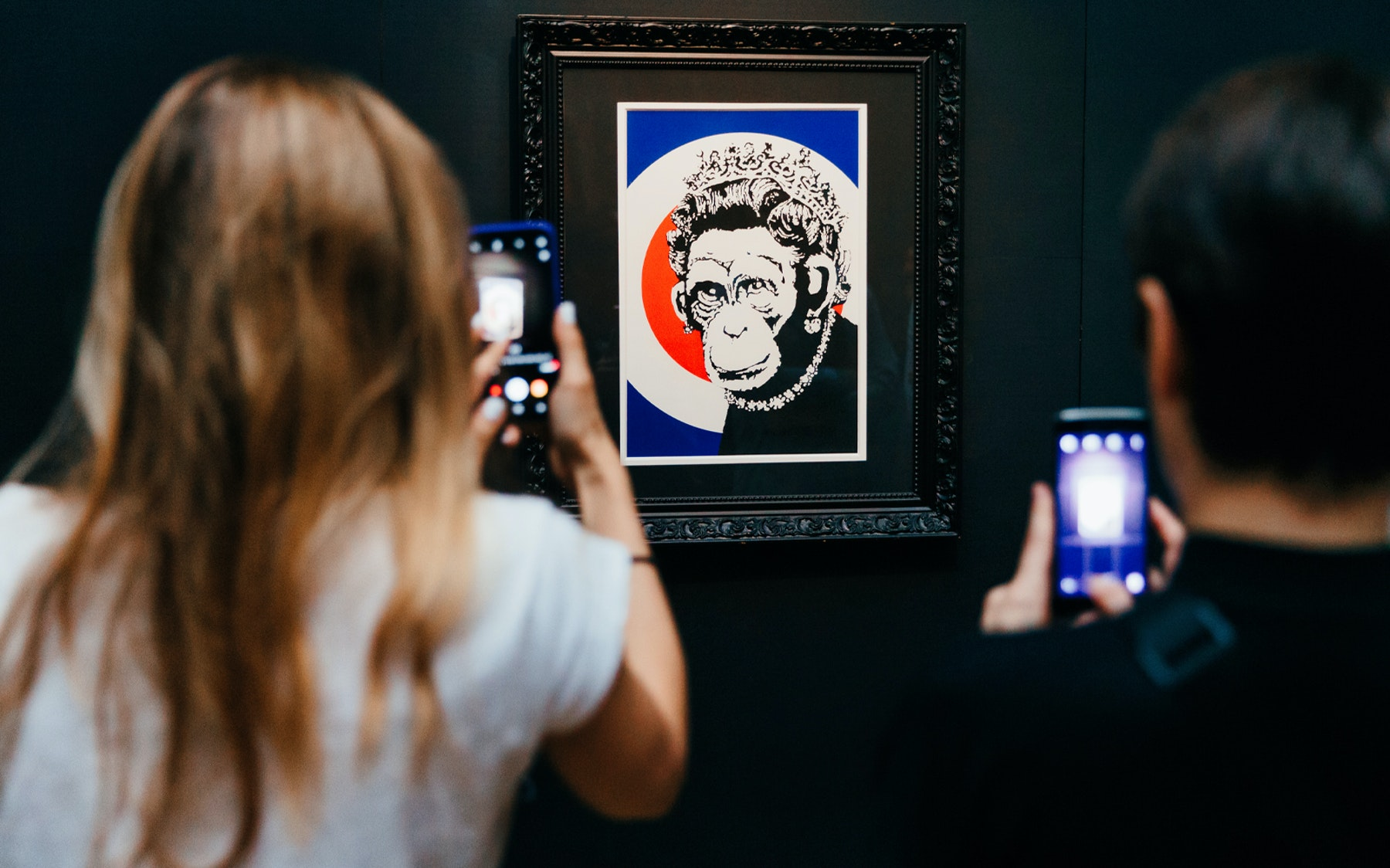 Exposición Banksy