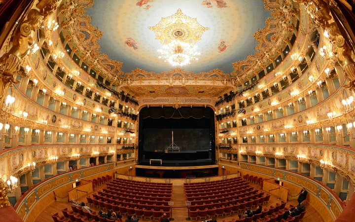 Biglietti per il Teatro La Fenice