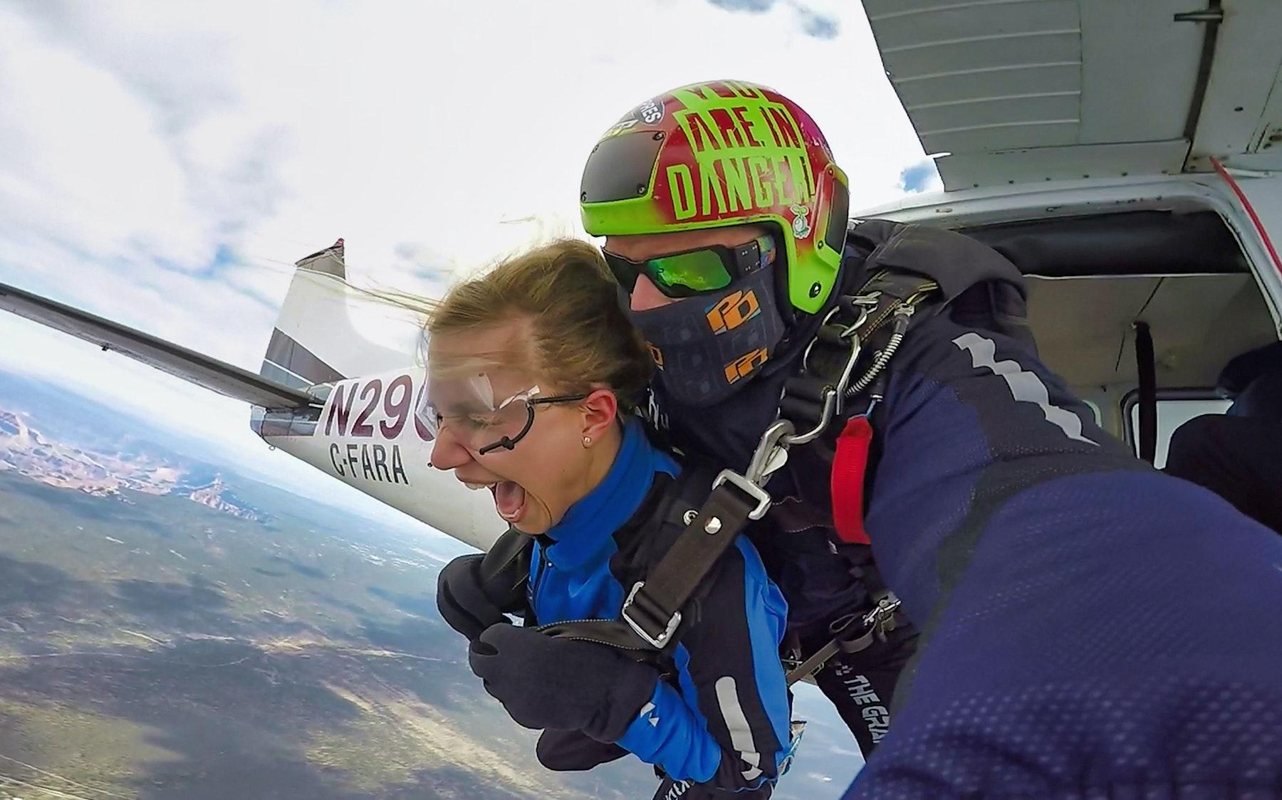 skydive Grand Canyon