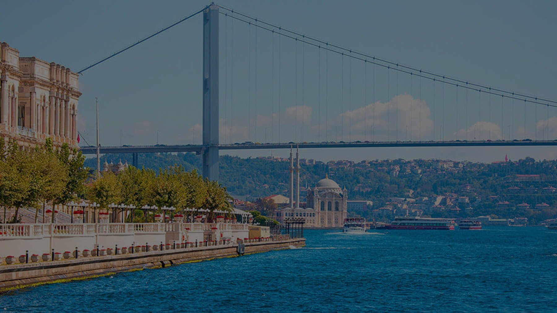 Istanbul Bosporus Tickets