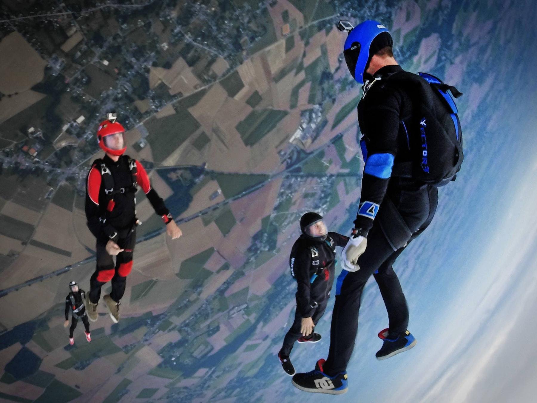 Skydive Las Vegas Tickets