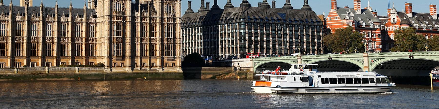 Thames River Cruises