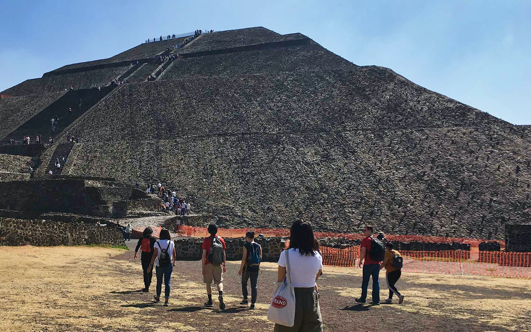 Boletos para Teotihuacán