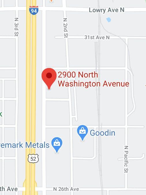 2900 North Washington Avenue, Minneapolis MN, 55411
