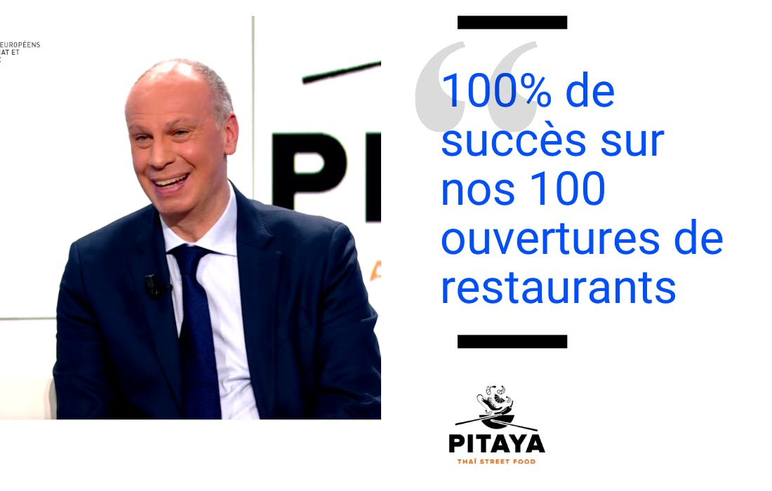 Stéphane clément Directeur développement Pitaya